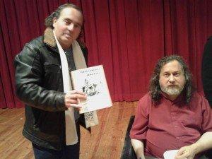 emacs Stallman y Carlos